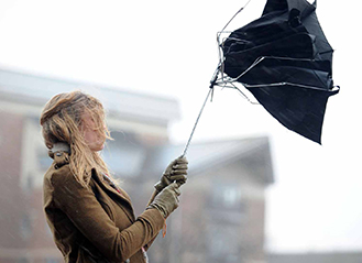 Будьте обережними! Можливе погіршення погодних умов!