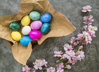 Щиро вітаємо зі світлим Христовим Воскресінням!
