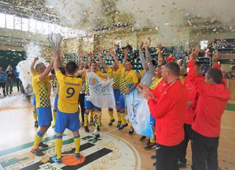 Мить тріумфу: «ПОЛТАВАОБЛЕНЕРГО» здобуло перемогу в Чемпіонаті «ТОП-Енергія 2019»!