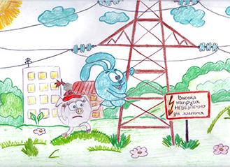 АТ «ПОЛТАВАОБЛЕНЕРГО» попереджає: електроенергія не терпить жартів!